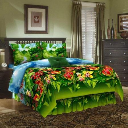 Купить Комплект постельного белья Диана 3913. Семейный