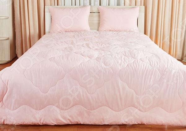 Одеяло Подушкино «Влада». Цвет: розовый цена 2017