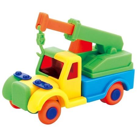 Купить Конструктор игровой для ребенка 1 Toy «Подъемный кран»