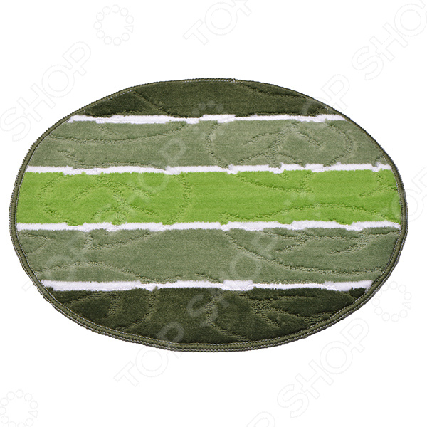 Коврик круглый для ванной Dasch «Листопад» коврик для ванной dasch джулия