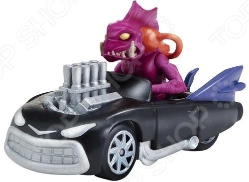 Машинка игрушечная с фигуркой Nickelodeon «Саблезуб на Панцирекрушителе»