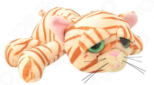 Мягкая игрушка Wild Planet «Полосатый кот» Мягкая игрушка Wild Planet «Полосатый кот» /