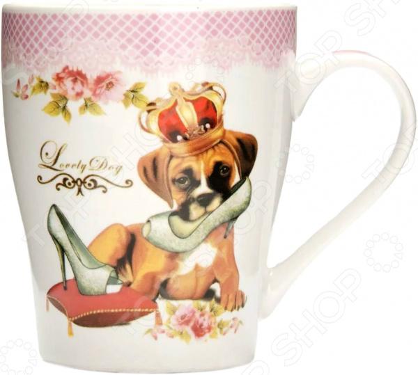 Кружка Loraine «Собака» 26568