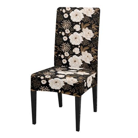Купить Чехол на стул «Пионы»