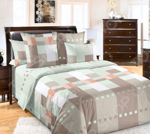 Комплект постельного белья Белиссимо «Комильфо». 2-спальный