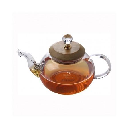 Купить Чайник заварочный Zeidan с бамбуковой крышкой