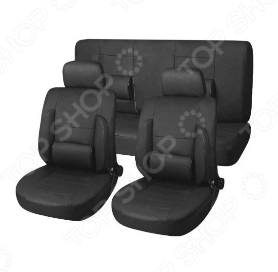 Набор чехлов для сидений SKYWAY Drive SW-101027/S01301017 чехол на сиденье skyway chevrolet cobalt седан ch2 2