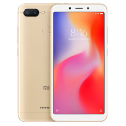 Смартфон Xiaomi Redmi 6 4/64GB