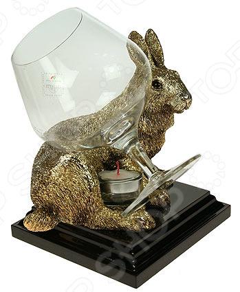 Коньячница с подогревом Chinelli «Кролик»