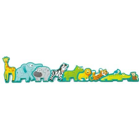 Купить Пазл Hape «Алфавит. Парад животных»