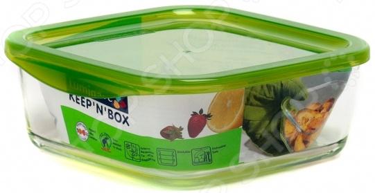 Контейнер для продуктов квадратный Luminarc Keep'n'Box