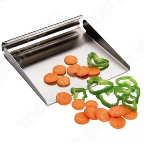 Совок для овощей IRIS Barcelona 1721227 мельница электрическая iris barcelona cuinox 2 в 1
