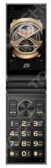 Телефон мобильный ARK Benefit V2 телефон dect gigaset l410 устройство громкой связи