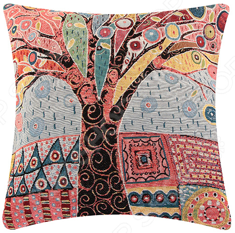 Подушка декоративная EL Casa «Дерево»