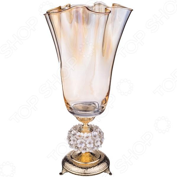 Ваза декоративная Franco 316-987 купить вазы пластик для искусственных цветов