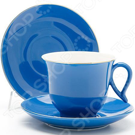 Чайная пара Loraine 24742