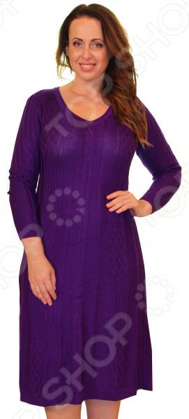 Платье Milana Style «Лилиана». Цвет: сиреневый
