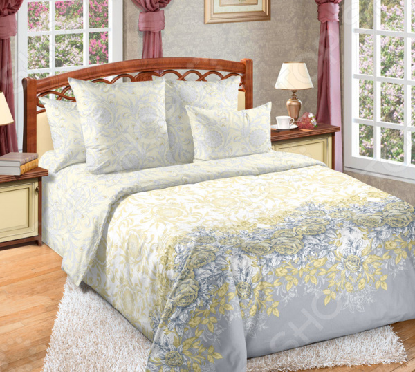 Комплект постельного белья Королевское Искушение «Лучия 1» комплект постельного белья королевское искушение итальянка цвет розовый