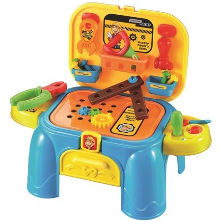 Купить Игровой набор для ребенка 1 Toy «Профи. Мастер 2в1»