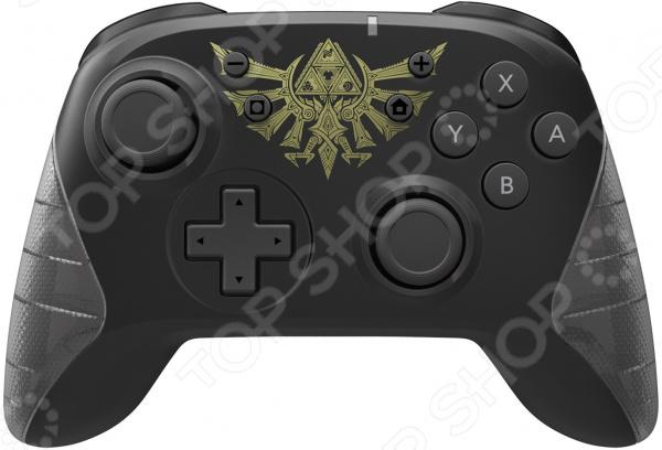 Геймпад HORI Wireless Horipad. Zelda для Nintendo Switch