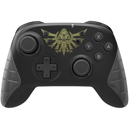 Купить Геймпад HORI Wireless Horipad. Zelda для Nintendo Switch