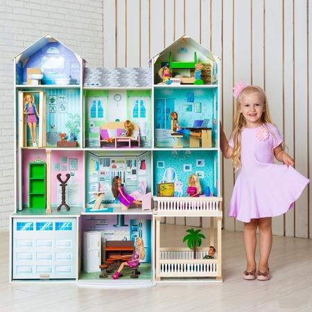 Купить Домик интерактивный для кукол PAREMO «Поместье Виттория»