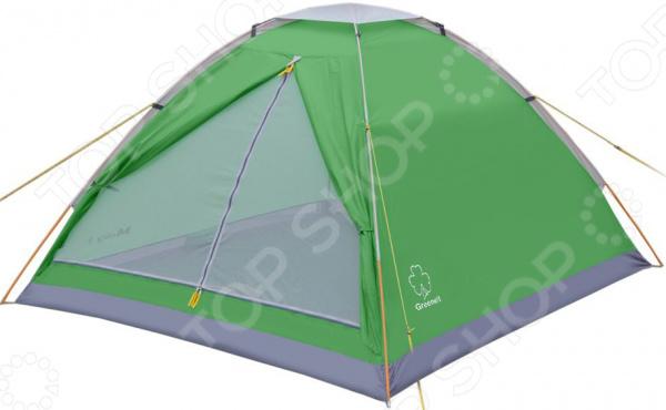 Палатка Greenell «Моби 3 V2» палатка 2 м greenell гори 2 v2