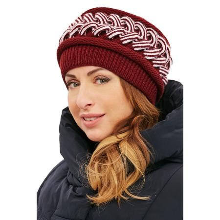 Купить Шапка «Красивое плетение»
