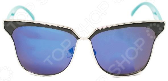 Очки солнцезащитные Mitya Veselkov фигурные очки солнцезащитные mitya veselkov цвет черный msk 1303