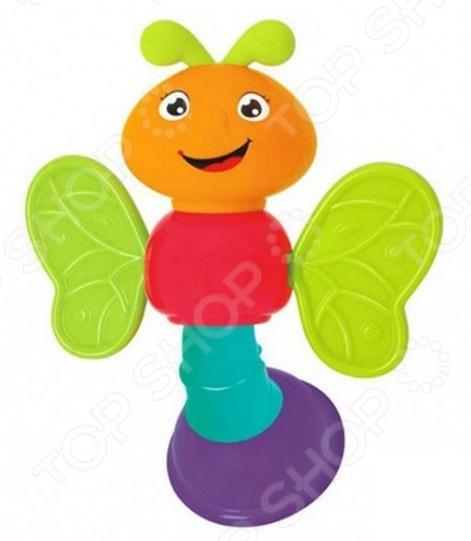 Игрушка-погремушка Huile Toys «Бабочка»