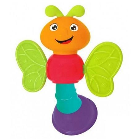 Купить Игрушка-погремушка Huile Toys «Бабочка»