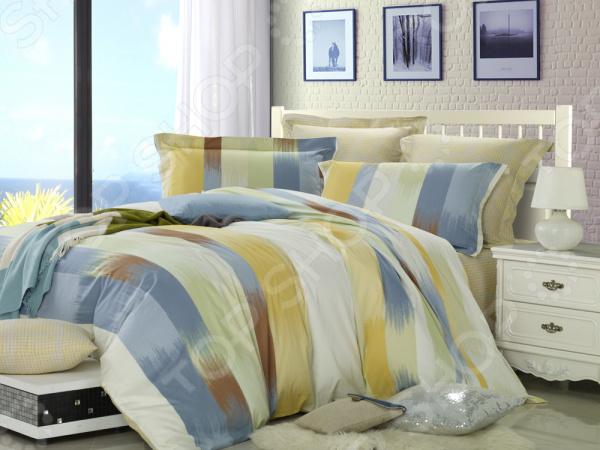 Zakazat.ru: Комплект постельного белья La Vanille 647. 1,5-спальный