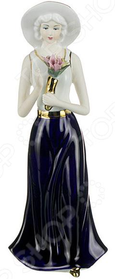 Статуэтка Lefard «Дама в шляпе» статуэтки molento статуэтка дама в пальто