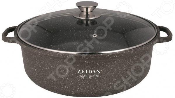 Жаровня с крышкой Zeidan Z-50273 жаровня zeidan z 50163