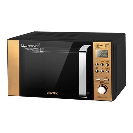 Купить Микроволновая печь Centek CT-1584 Gold
