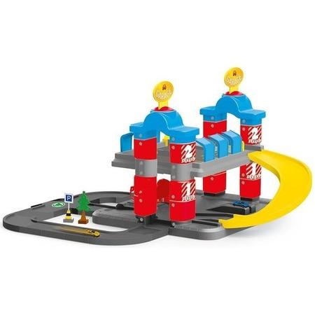 Купить Игровой набор с машинками Dolu «Гигант. 2-уровневая парковка»