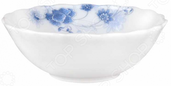 Тарелка суповая Miolla «Изящество» тарелка десертная miolla изящество