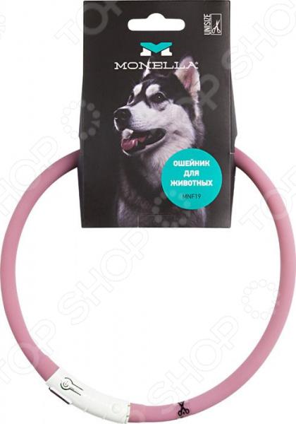 Ошейник для собак светодиодный 60-0904