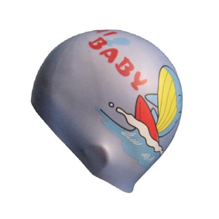 Купить Шапочка для плавания Larsen SMC013