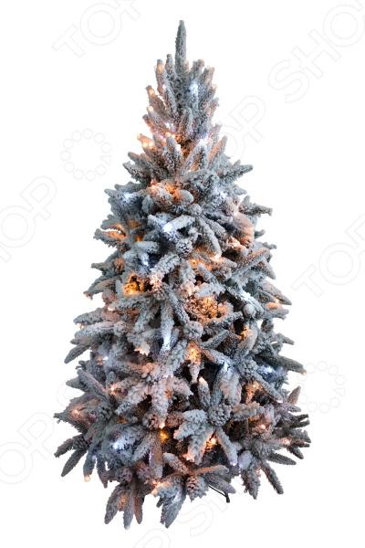 Ель искусственная Green Trees «Классико Премиум» снежная световая