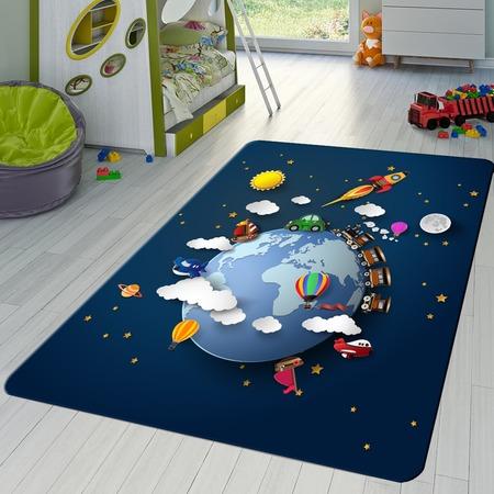 Купить Ковер ТамиТекс «Земной шар»