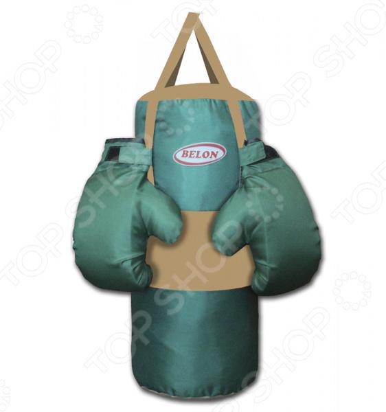 Набор для бокса детский BELON НБ-005-БЗ