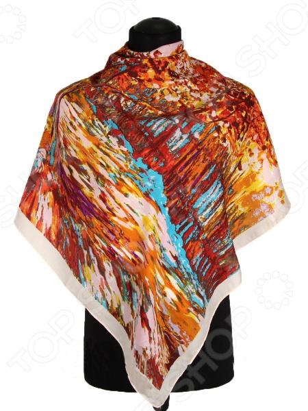 Платок Bona Ventura PL.XL-SLK.D.3 недорогой платок на шею для женщин