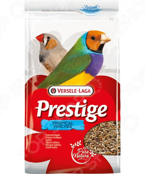 Корм для экзотических птиц Versele-Laga Prestige Tropical Finches корм для птиц versele laga cockatiels для средних попугаев 1кг