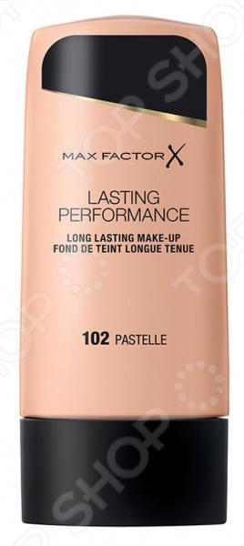 Устойчивая основа под макияж Max Factor Lasting Perfomance max factor lasting performance основа под макияж 105