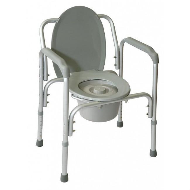Кресло-туалет Amrus Enterprises AMCB6804