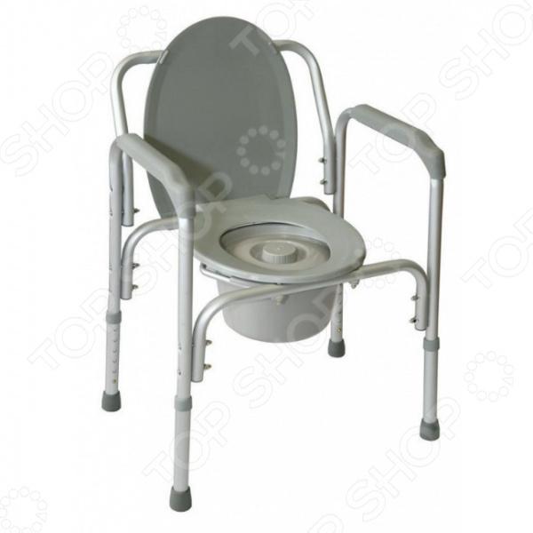 Кресло-туалет Amrus Enterprises AMCB6804 кресло туалет amrus enterprises amcb6806