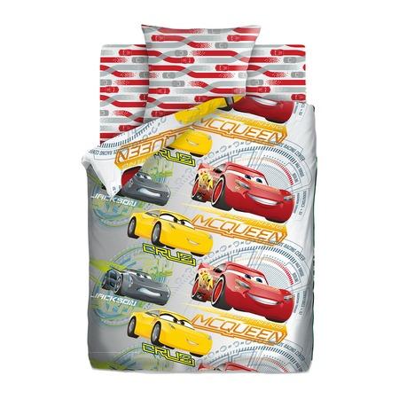Купить Детский комплект постельного белья Непоседа Pixar Cars «Соревнования»