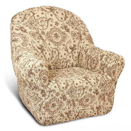 Купить Натяжной чехол на кресло Еврочехол «Виста. Флоренция»