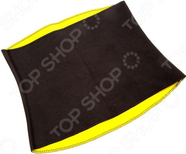 Пояс для похудения Bradex Hot Shapers Пояс для похудения Bradex Hot Shapers /Желтый